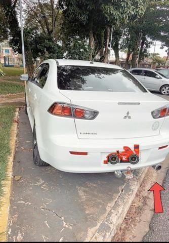 Lancer Mitsubishi 2014 + Difusor Esportivo - Foto 2