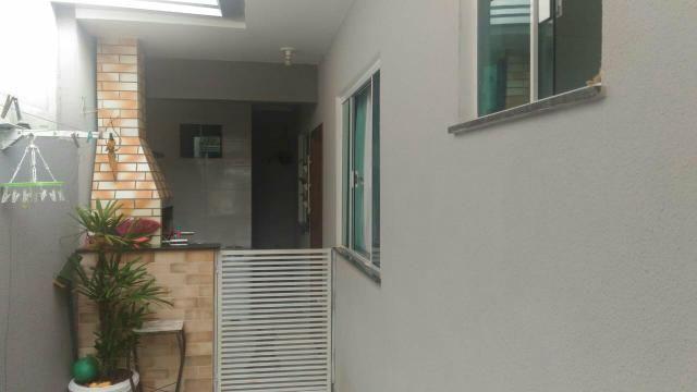 Casa em Paiçandu PR troco por casa em Itapoá SC - Foto 2