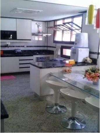 Casa com 6 dormitórios à venda, 650 m² por R$ 2.300.000,00 - Piatã - Salvador/BA - Foto 11