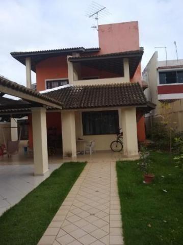 Casa condomínio fechado 3 quartos, 2 suítes em Jauá