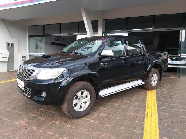 Toyota Hilux CD 3.0 SRV 4x4 Diesel - 2012/2013 - R$ 95.000,00 - Foto 3