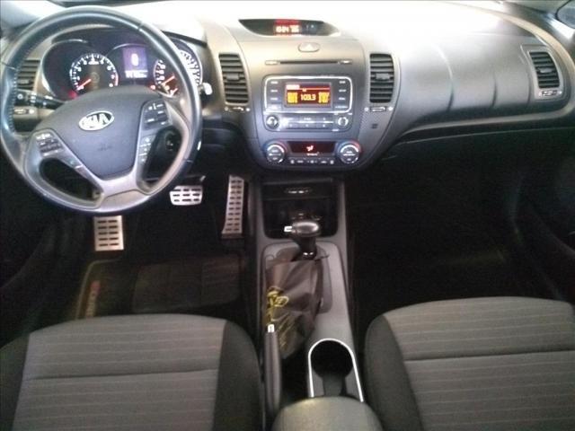 KIA CERATO 1.6 SX 16V FLEX 4P AUTOMÁTICO - Foto 3