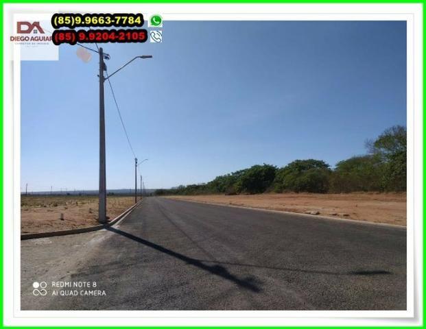 Loteamento Boa Vista, sua moradia, próximo a Fortaleza.R$ 197,00 - Foto 5