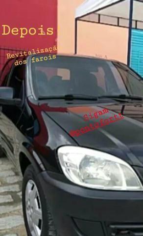 Higienização e estetica automotiva