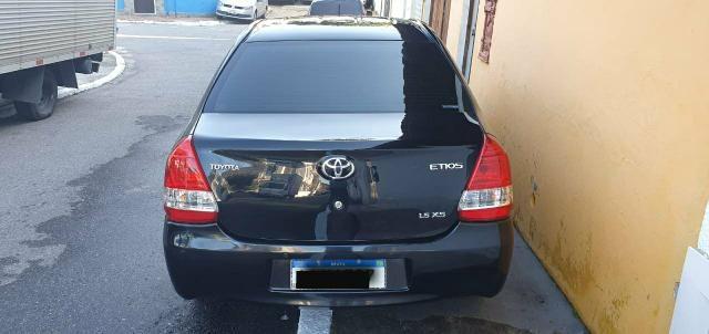 Etios Sedan 1.5 13/14 GNV - Foto 5