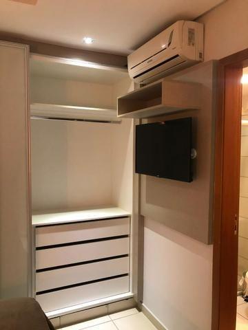 Apartamento Mobiliado 3/4 (Pacote com condomínio e IPTU inclusos) - Foto 10