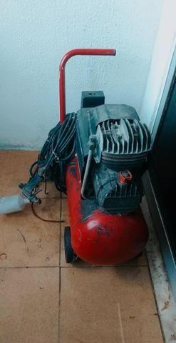 Compressor de ar Wayne Aluminium 8/25 2hp - Foto 6