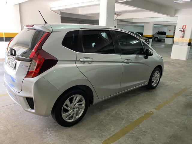 Honda Fit 2015 Impecável - Foto 3