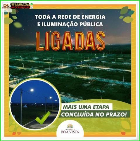 Loteamento Boa Vista, sua moradia, próximo a Fortaleza.R$ 197,00 - Foto 12