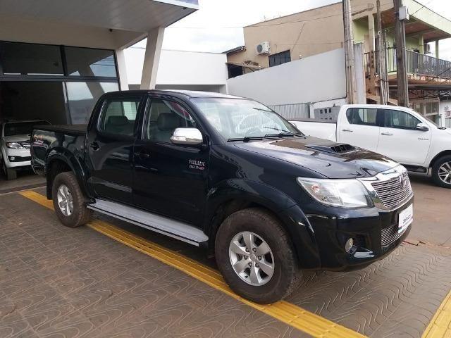 Toyota Hilux CD 3.0 SRV 4x4 Diesel - 2012/2013 - R$ 95.000,00