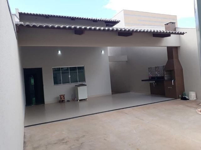 Casa Nova Financia 3/4 Sendo 1 Suíte Individual Região Sul De Palmas-TO