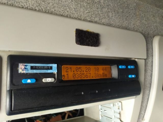 Iveco 330 ano 2011 Teto alto com ar condicionado Revisado - Foto 11