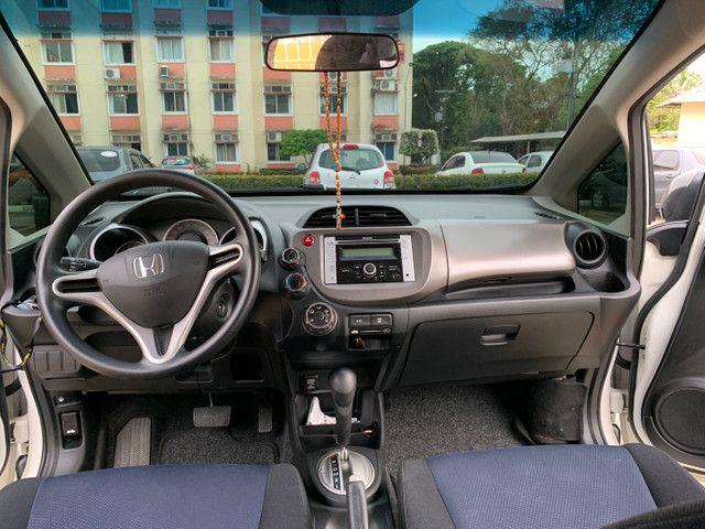 Honda FIT LX 1.4 - Automático 2014 - Foto 10
