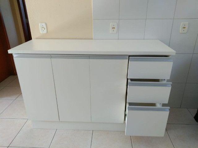 Armario De Cozinha Com Tampo - Foto 2