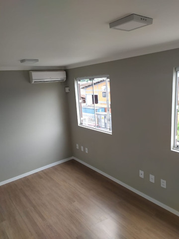 Apartamento totalmente reformado 70m², 2 Quartos, sacada com churrasqueira - São Luis - Foto 12
