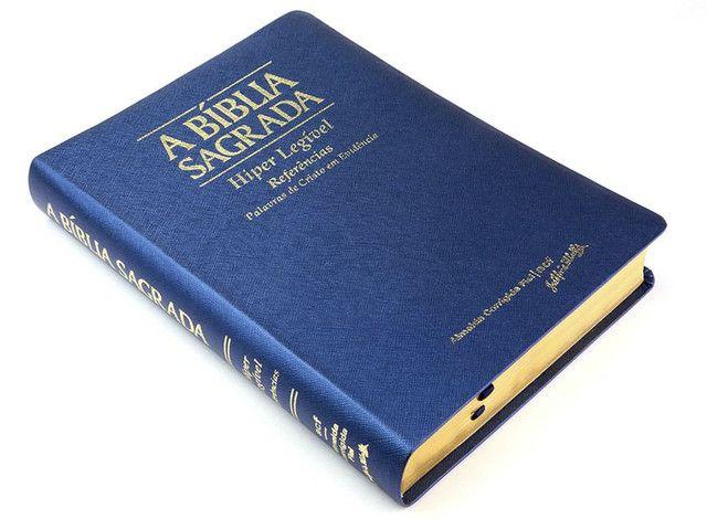 Biblia hipergigante legível