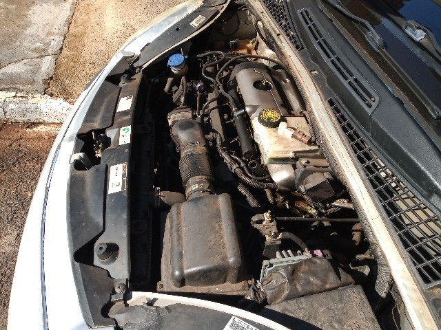 Picasso GLX 2.0 gasolina 2008/08 prata automatica couro completa - Foto 8
