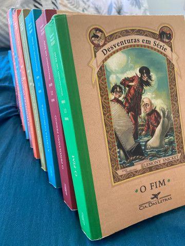 Coleção de Livros: Desventuras em Série (13 Volumes) - Foto 2
