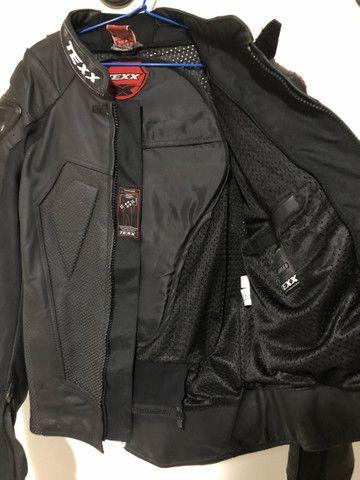 Jaqueta de couro Texx - Foto 2