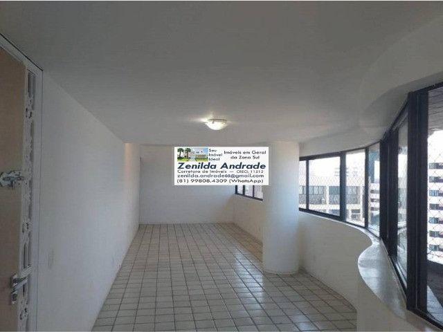 AL139 Apartamento 4 Quartos Suítes, Varanda, Dependência, 6 Wc, 3 Vagas, 250m², Boa Viagem