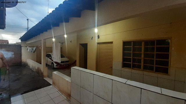 Casa para Venda em Várzea Grande, Santa Isabel, 2 dormitórios, 2 banheiros, 2 vagas - Foto 5