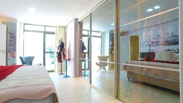 Apartamento Cobertura com 4 Suítes, 4 Vagas com 368 m² na Jatiúca em Maceió - Foto 17