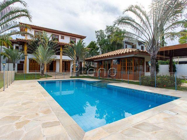 Casa à venda com 4 dormitórios em Sítios de recreio gramado, Campinas cod:CA025599