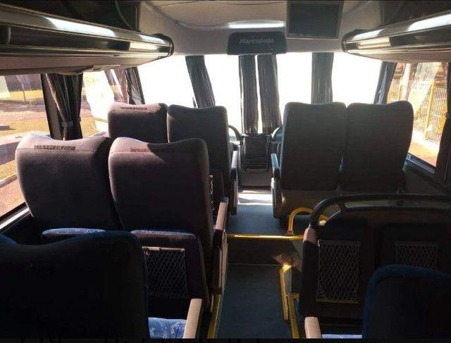 Ônibus Marcopolo Paradiso 1550 G6 Mercedes 0500 Rsd Turismo - Foto 4