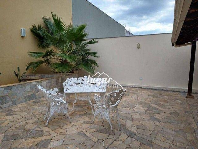 Casa com 3 dormitórios para alugar por R$ 5.000,00/mês - Jardim Maria Izabel - Marília/SP - Foto 3