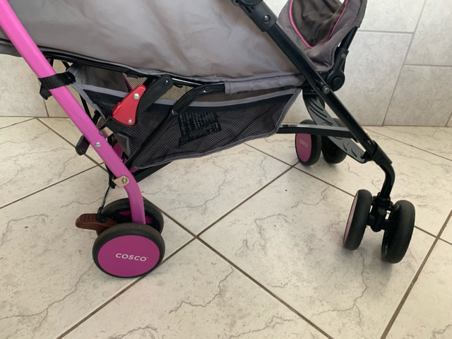 Carrinho de bebê  COSCO - Foto 4