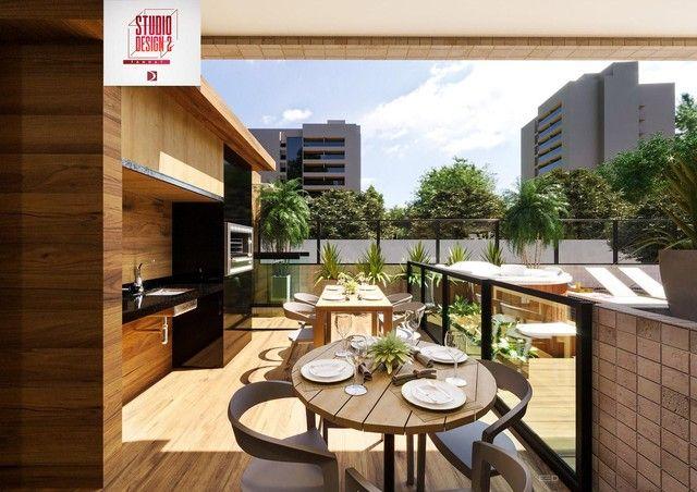 Edifício Studio Design 2 Tannat Apartamento 1 quarto Studio na Jatiúca - Foto 9