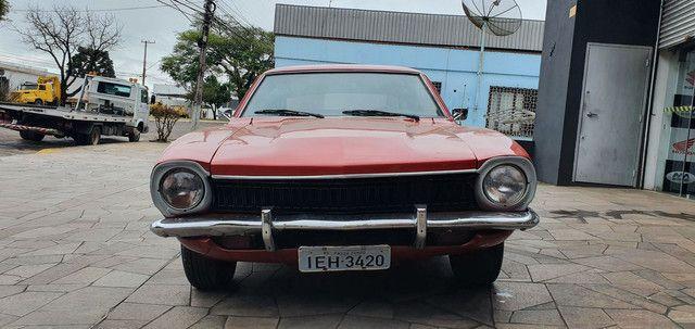 Super oferta Ford Maverick ano 1976 - Motor impecável carro para restaurar  - Foto 4