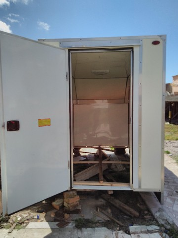 carroceria  trailer food truck lanches  - Foto 6