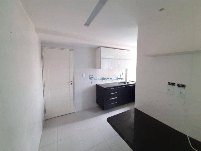 Cód: ap0134 - Apartamento novo, bessa, 102 m², 3 quartos 2 suítes - Foto 11