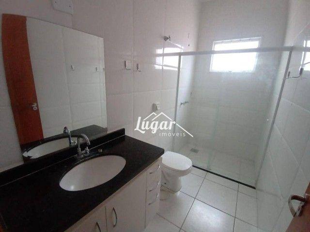 Casa com 3 dormitórios para alugar por R$ 2.000,00/mês - Jardim Portal do Sol - Marília/SP - Foto 8