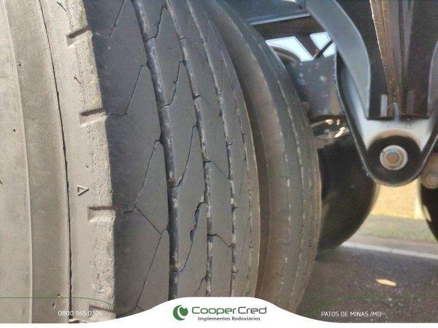 Carreta Bitrenzão Tanque 3x3 Randon 2019/2019 62 mil litros Com pneus  - Foto 4