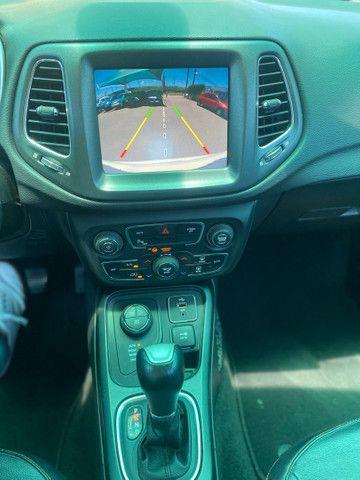 Jeep Compass Longitude 4x4 Diesel 2017 - Foto 14