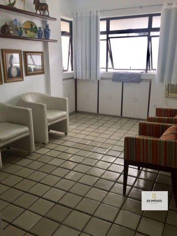 Apt na 2 quadra da praia Ponta Verde varanda190m² 4quartos 2 suítes DCE só 850mil !! - Foto 14