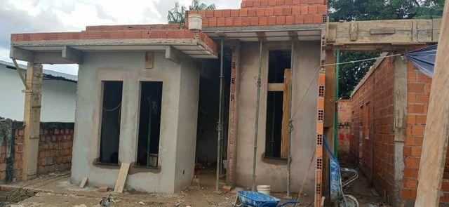 .Casa com 3 dormitórios sendo 1 suíte pra financiamento