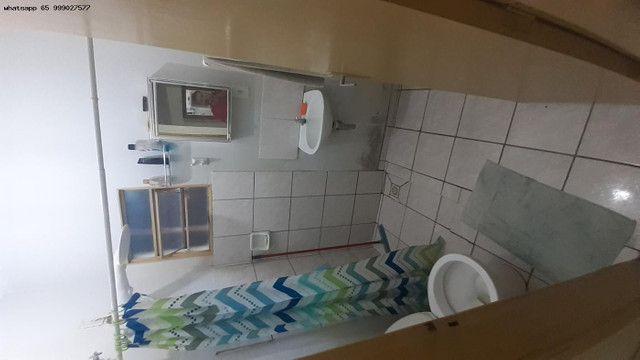 Casa para Venda em Várzea Grande, Santa Isabel, 2 dormitórios, 2 banheiros, 2 vagas - Foto 9