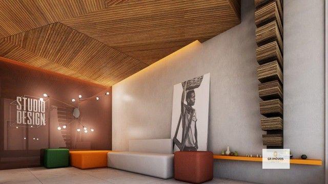 Studios e apts. até 3/4 na Ponta Verde área de lazer completa a partir de 277 mil - Foto 4