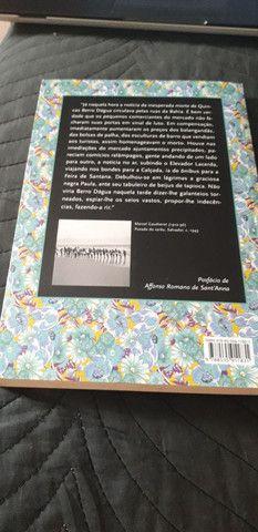 Livro a morte e a morte de quincas berro dágua - jorge amado - Foto 3