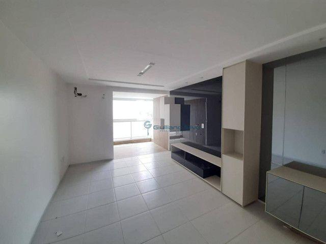 Cód: ap0134 - Apartamento novo, bessa, 102 m², 3 quartos 2 suítes - Foto 3