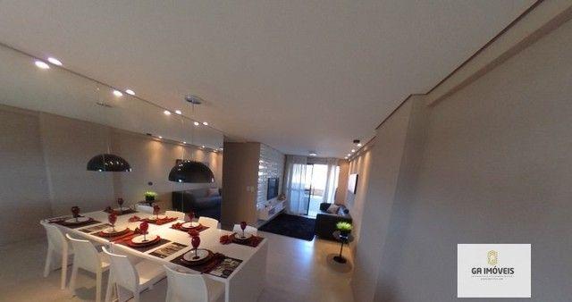 Apartamento à venda, 3 quartos, 2 vagas, Farol - Maceió/AL