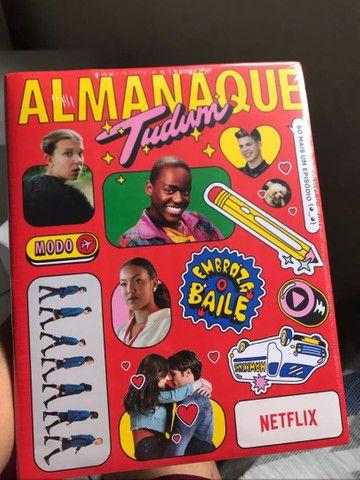 Almanaque Tudum Netflix  2020 edição especial de colecionador - Foto 5