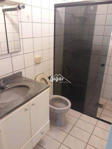 Apartamento com 2 dormitórios para alugar, 70 m² por R$ 800,00/mês - Jardim Aquárius - Mar - Foto 10