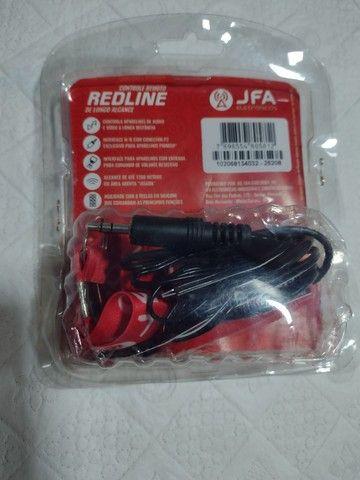 Controle de longa distância Jfa redline vermelho 1200 metros com wr - Foto 2