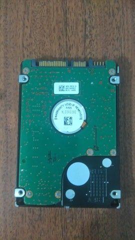 HD Notebook 500GB 9.5mm Samsung  - ST500LM012 - 5400 Rpm - Foto 2