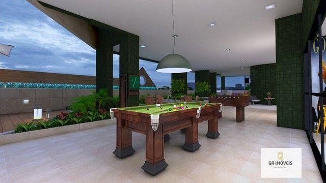 Apartamento à venda, 3 quartos, 1 suíte, 1 vaga, Ponta Verde - Maceió/AL - Foto 12