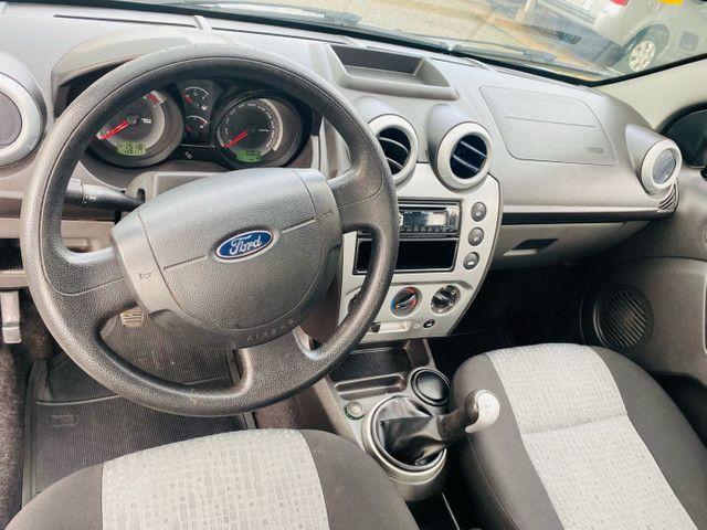 Fiesta 1.6 Sedan 2013 Completo ( Único Dono) - Foto 8
